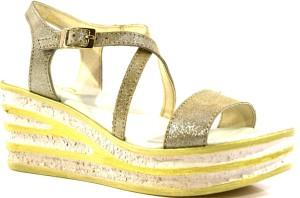 d51d017ae4546 Obuwie damskie letnie sandały modne polskie beż Dolce Pietro 2104